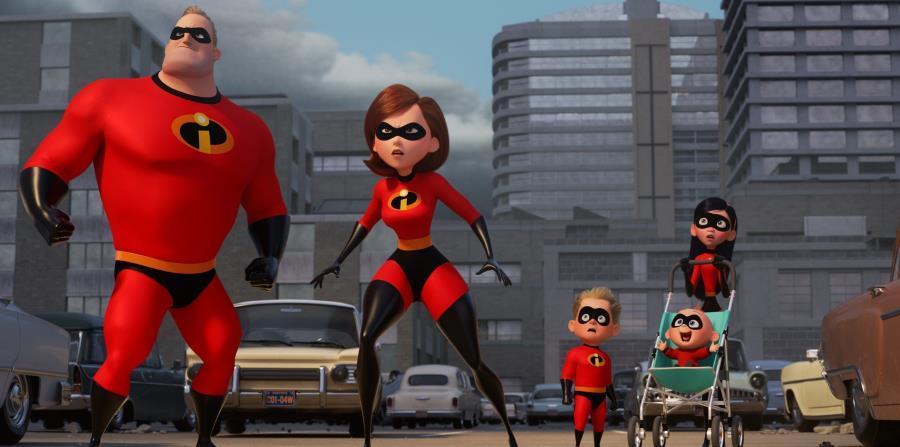 El director y guionista Brad Bird se mostró orgulloso del éxito de la segunda entrega de