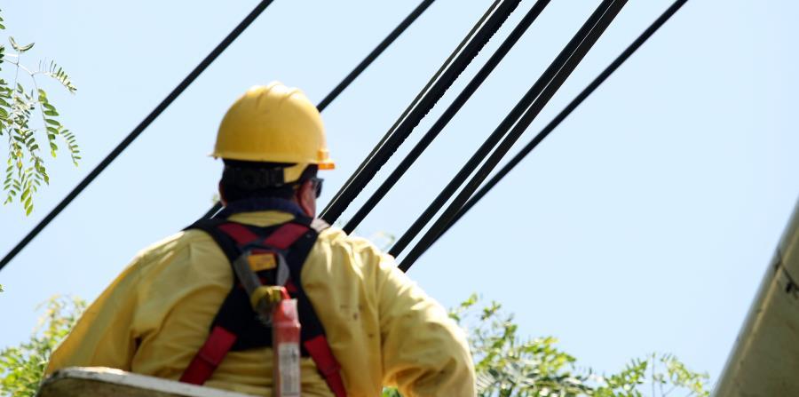 La capacidad de generación eléctrica en Puerto Rico alcanza el 80% (horizontal-x3)