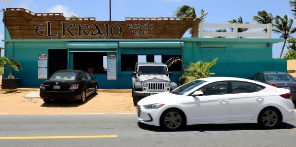 """El programa televisivo """" Bar Rescue"""" rescata una singular barra en Piñones"""