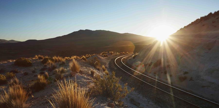 Perú ruta del tren