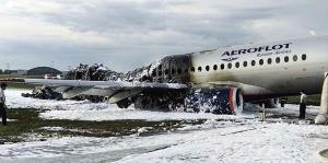 Sobreviven 37 personas al accidente aéreo en Moscú