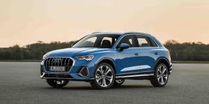 Audi presenta el nuevo Q3