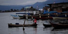 Desaparece poco a poco el archipiélago panameño de San Blas tras intensas lluvias