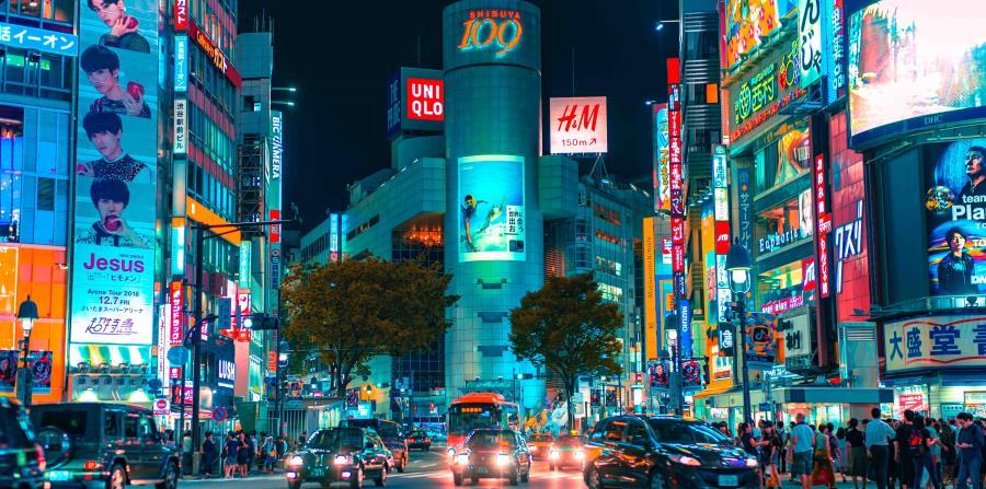 Tokio, Japón. (Unsplash)