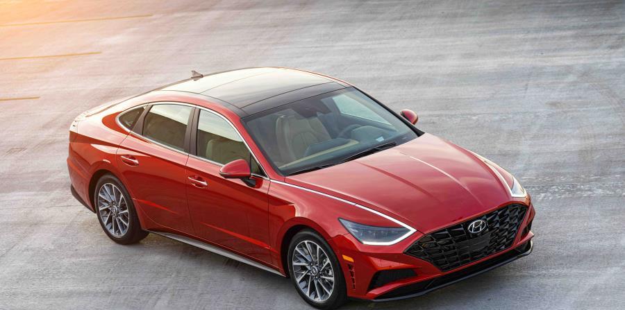 El último Sonata es el primer modelo basado en la nueva e innovadora plataforma de vehículos de Hyundai. (Suministrada)