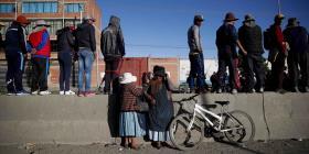 Liberan los cuatro cubanos detenidos en Bolivia