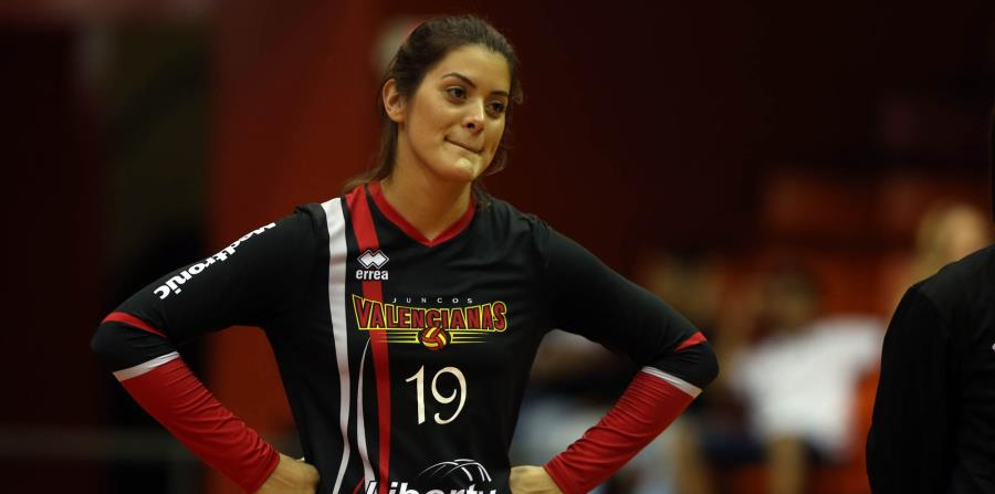 Juncos vence a Mayagüez y empata la serie semifinal B del voleibol (horizontal-x3)