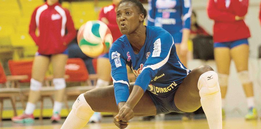 La atleta jugó en varios equipos en la Liga de Voleibol Superior Femenina, así como en el Baloncesto Superior Nacional Femenino. (horizontal-x3)