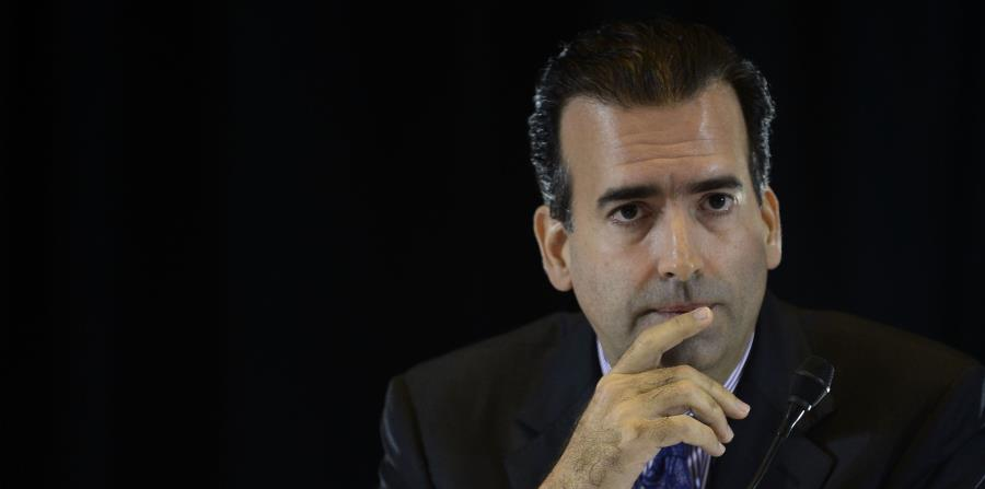 José Carrión le cursó la carta al gobernador Ricardo Rosselló. (Archivo / GFR Media) (horizontal-x3)