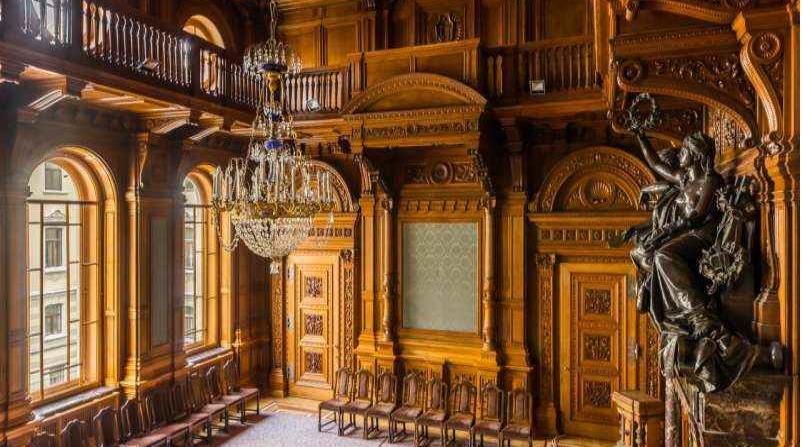 Dom Arkhitektora (Suministrada)