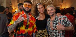 Alicia Keys queda impresionada con Puerto Rico