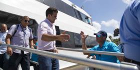 """Aseguran que fue un """"éxito sin precedente"""" el transporte a Vieques y Culebra en la Semana Santa"""
