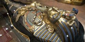 La misteriosa joya de Tutankamón hecha de un mineral que llegó con un meteorito
