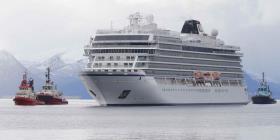 Los vídeos que muestran el terror que vivieron los pasajeros en el crucero Viking Sky