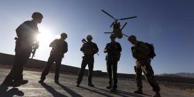 Mueren dos soldados estadounidenses en Afganistán