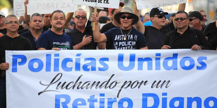 José J. Taboada, presidente de la Asociación de Miembros de la Policía, indicó a este rotativo que se han reunido en varias ocasiones con la JSF, y que esas conversaciones han dado paso a acuerdos. (horizontal-x3)
