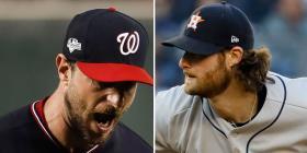 Clave los abridores de los Astros y Nationals