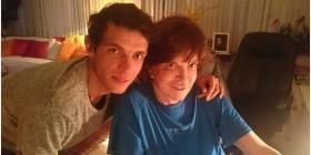 El hijo de Camilo Sesto confirma que las cenizas de su padre ya tienen lugar para descansar en paz