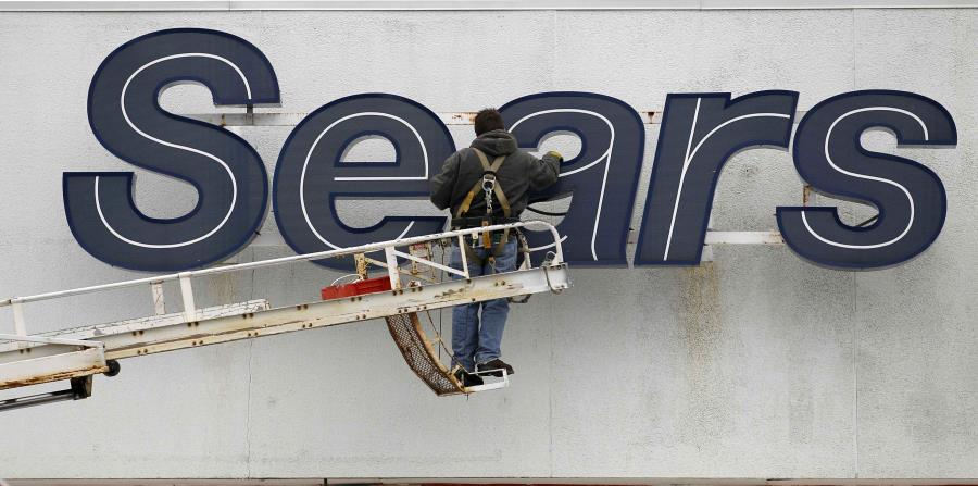 Sears tuvo sus inicios en 1880. (AP) (horizontal-x3)