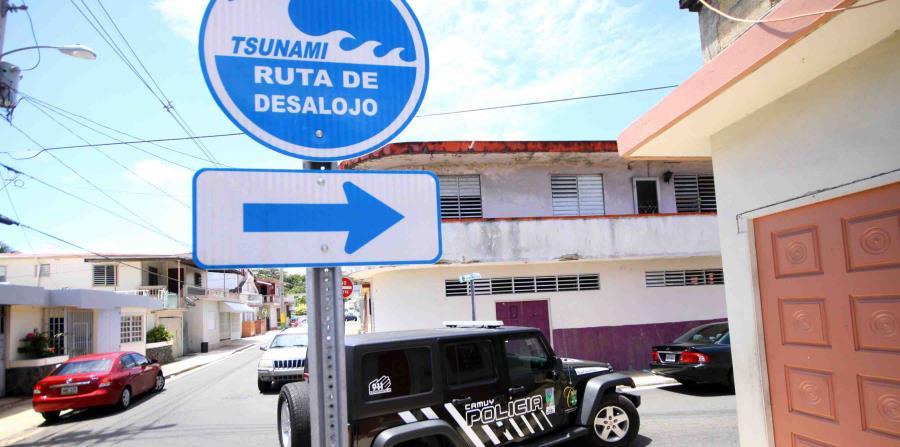 En Mayagüez se realizarán desalojos en este simulacro de tsunami. (GFR Media) (horizontal-x3)