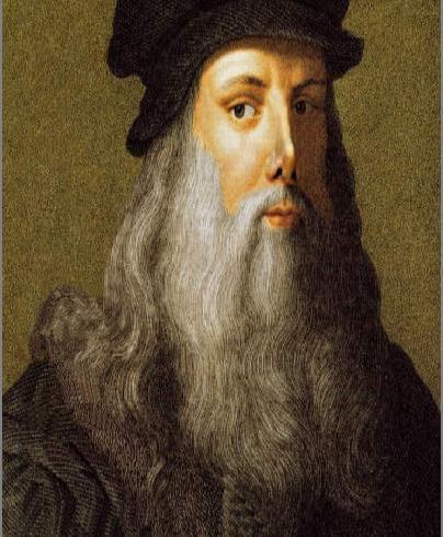 El pelo de Leonardo Da Vinci será mostrado por primera vez en una rueda de prensa en Vinci el próximo 2 de mayo. (semisquare-x3)