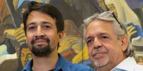"""Agradecen a la producción de """"Hamilton"""" mejoras al Centro de Bellas Artes"""