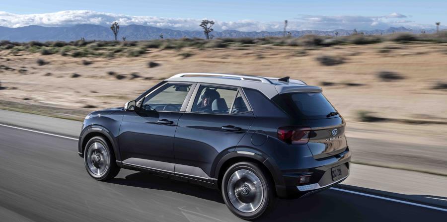 El Venue ofrece toda una serie de avanzadas tecnologías de seguridad que provocan una gran sensación de protección en un vehículo de nivel de entrada.  (Suministrada)
