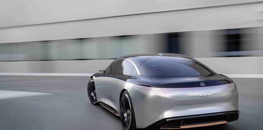 Con este auto, Mercedes-Benz llevó la filosofía de diseño de lujo progresivo a una nueva dimensión. (Suministrada)