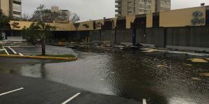El área metropolitana queda devastada por el histórico ciclón