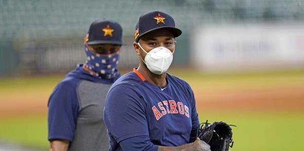 Así entrenaron los puertorriqueños de MLB bajo los protocolos para evitar contagios de COVID-19