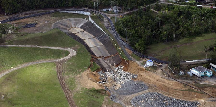 La represa de Guajataca suple agua potable a alrededor de 200,000 residentes en los municipios de Isabela, Aguadilla, Moca, San Sebastián, así como partes de Aguada y Rincón. (horizontal-x3)