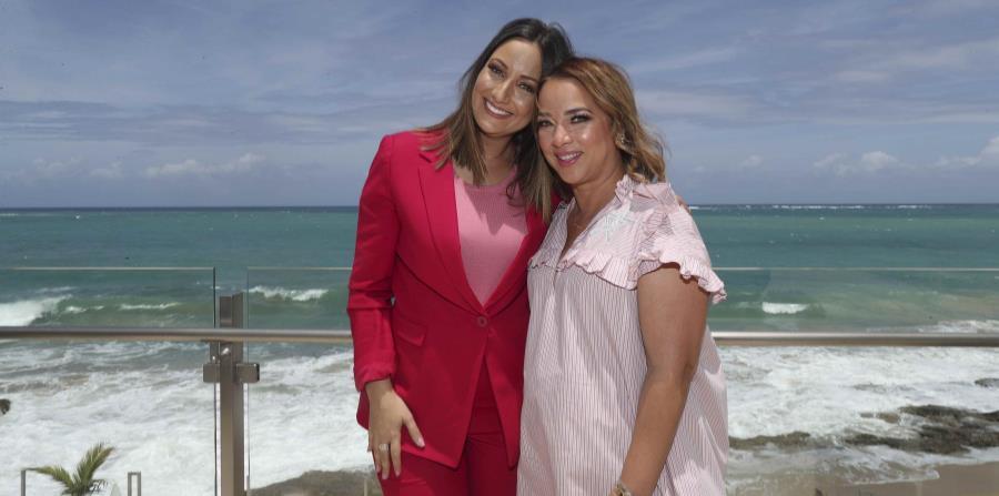 Adamari López y Karla Monroig juntas para hablar sobre los retos de la cuarentena