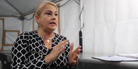 """Wanda Vázquez: """"Si para gobernar me dejara llevar por las redes sociales, no podría"""""""