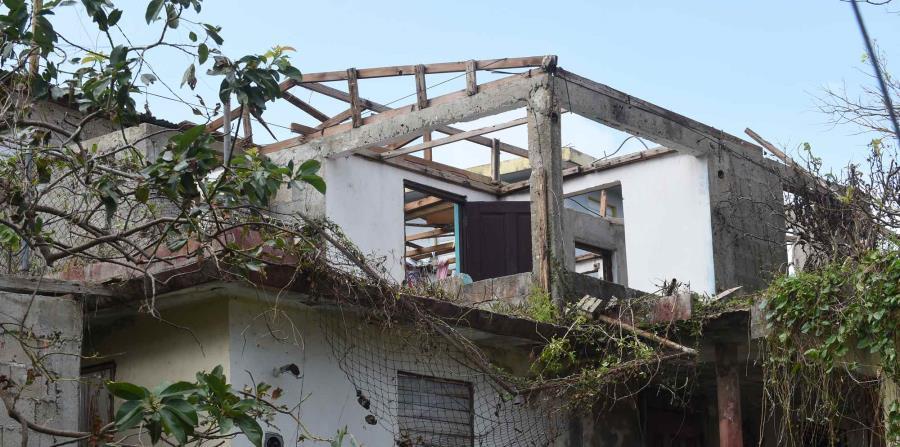 El hurac n mar a se sinti como categor a 5 en puerto rico el nuevo d a - Autoescuela 2000 barrio del puerto ...