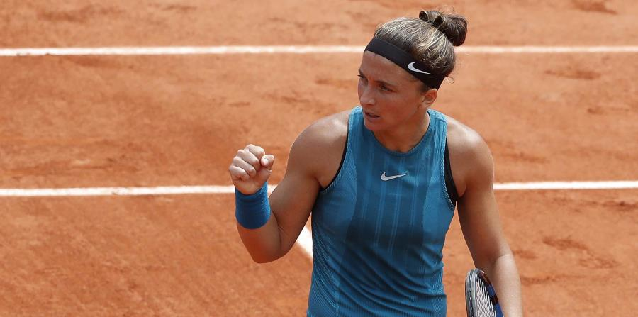La tenista Sara Errani actualmente se encuentra en el puesto 72 del ranking mundial (AP) (horizontal-x3)