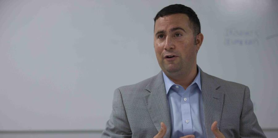 En la foto, el demócrata boricua Darren Soto (horizontal-x3)