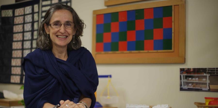 Ana María García Blanco, directora ejecutiva del Instituto Nueva Escuela. (GFR Media) (horizontal-x3)