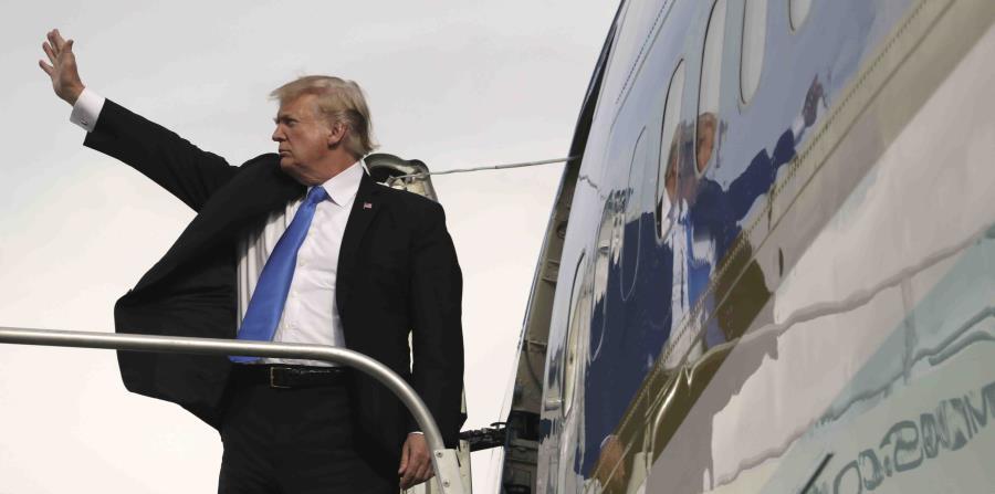 Trump dijo que se habían alcanzado acuerdos valorados en 300,000 millones de dólares en su gira en Asia. (horizontal-x3)