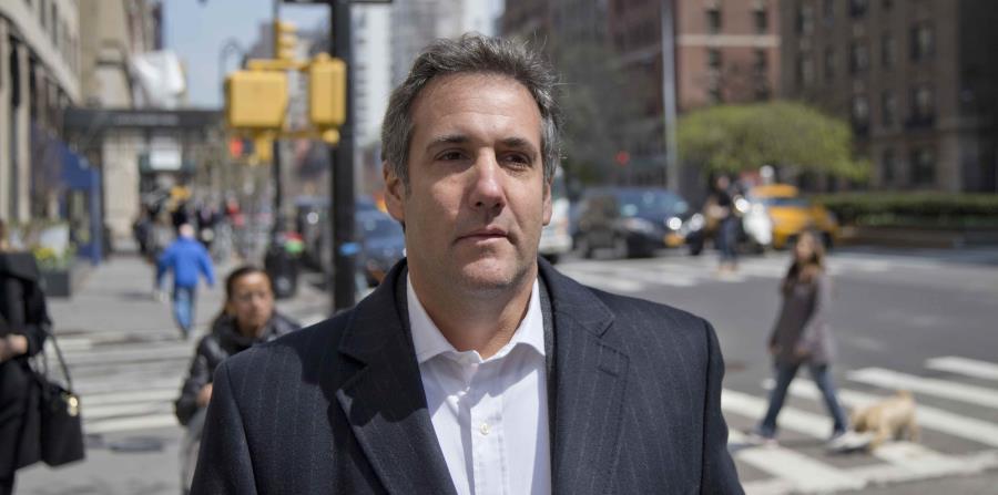 Cohen fue durante años un colaborador de Trump y una pieza clave en la Trump Organization. (horizontal-x3)