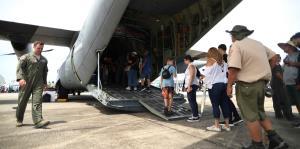Un vistazo a los aviones caza-huracanes