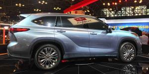 La Toyota Highlander busca su liderato en la poderosa categoría ''crossover''
