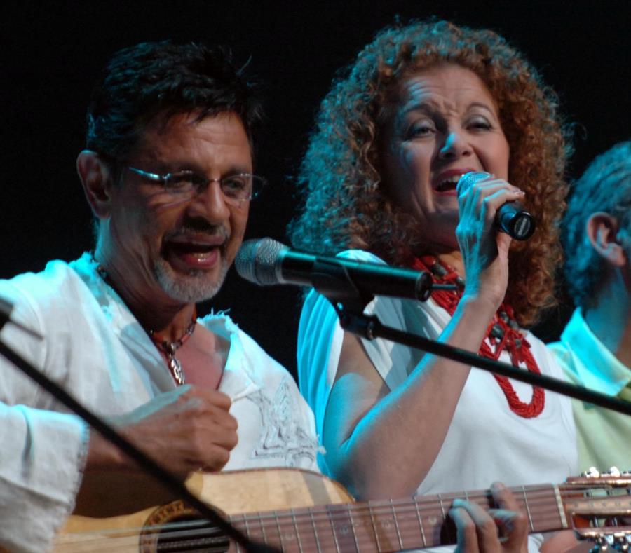 En la foto Silverio Pérez y Josy La Torre. (semisquare-x3)