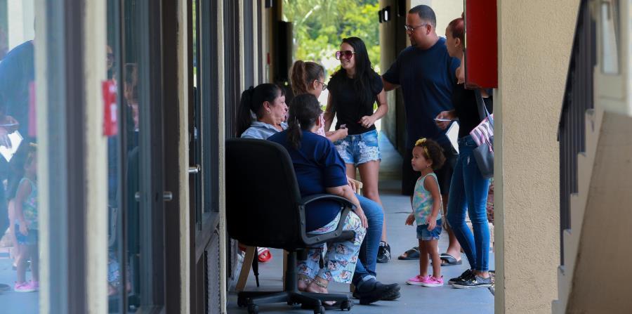 En la ciudad de Kissimmee, permanecen decenas de familias puertorriqueñas en diversas hospederías. (horizontal-x3)