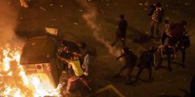 Continúan los choques en Barcelona pese a exhortación de alcaldesa