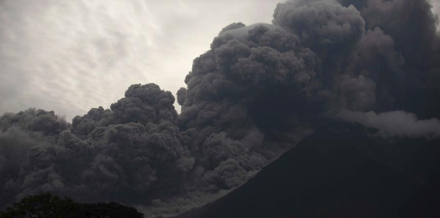 El volcán de Fuego es más mortífero que el Kilauea (horizontal-x3)