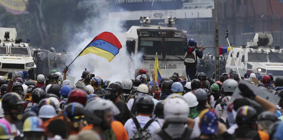 Crisis venezolana acapara la atención de cancilleres de la OEA (horizontal-x3)