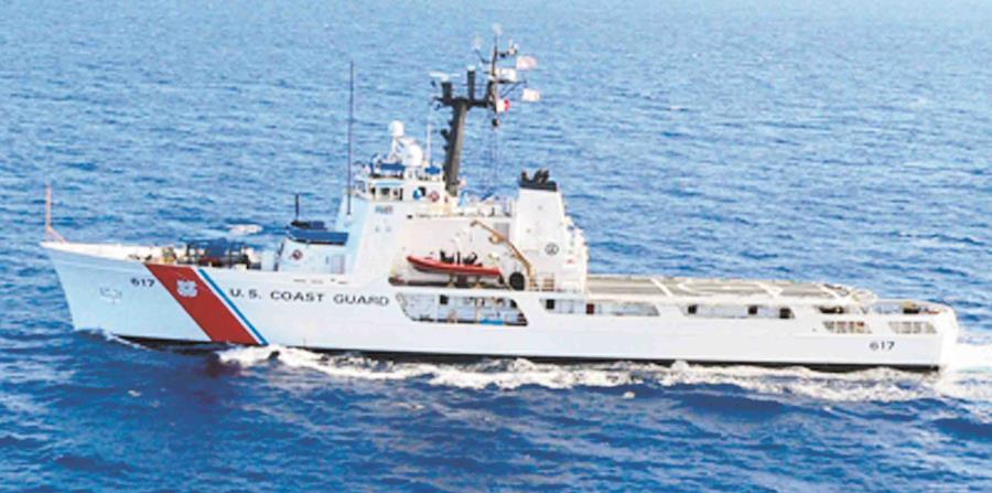 La Guardia Costera y otras agencias buscaron por 75 horas, tratando de dar con sobrevivientes, encontrando restos de la avioneta. (horizontal-x3)