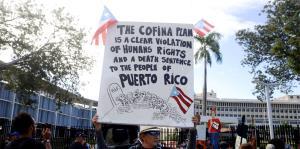 Organizaciones en Florida piden se descarte acuerdo con bonistas de Cofina