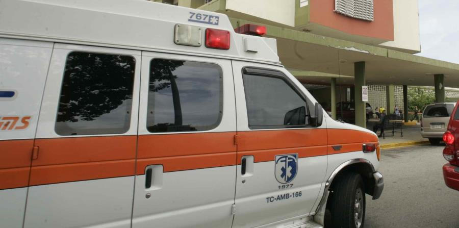 Paramédicos de Emergencias Médicas acudieron a la escena, pero certificaron que Torres Vélez ya había fallecido. (GFR Media) (horizontal-x3)