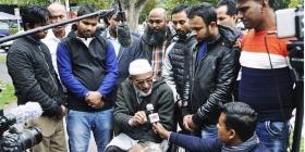Un hombre que perdió a su esposa en la masacre de Nueva Zelanda perdona al atacante
